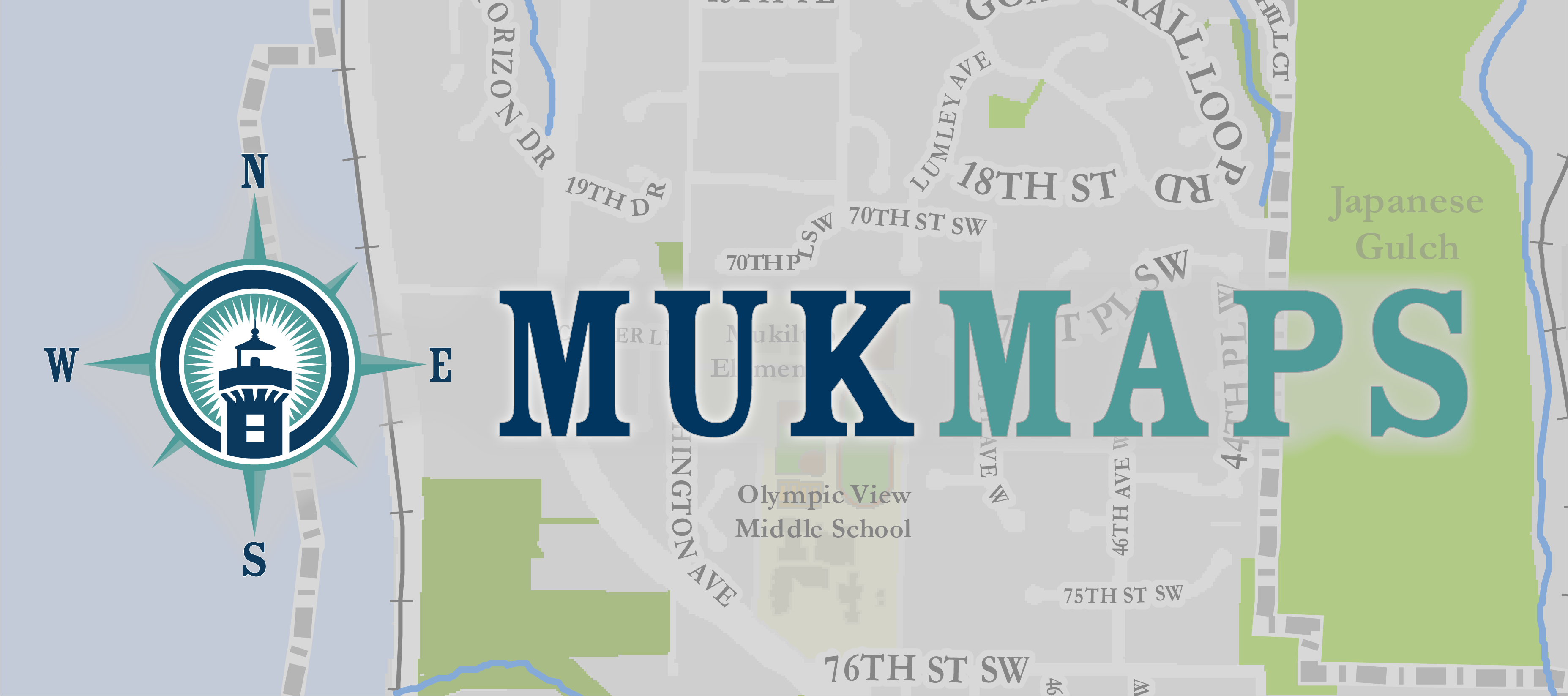 website banner of Muk Maps GIS PDF maps